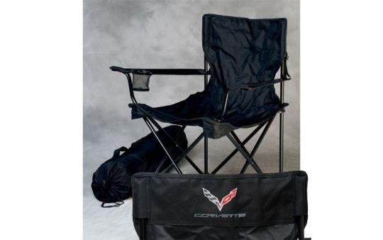C Corvette Travel Chair Corvette And Cars - Car show chairs