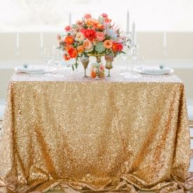 Is GOLD one of your wedding colors? Then this inspiration board is a must-see. {Jose Villa}