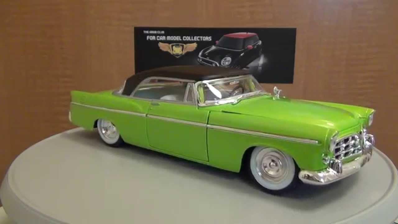 1956 Chrysler 300b Diecast review