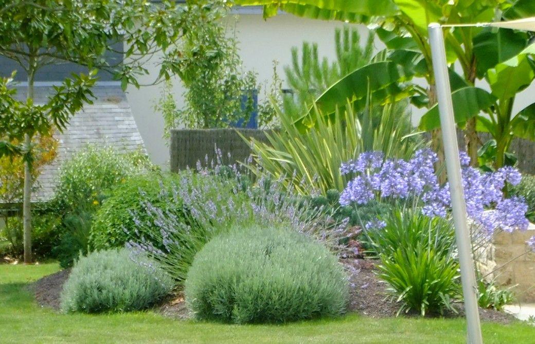 Jardins Mediterranneens Et Exotiques Nos Creations Jardins Divers Jardin Mediterraneen Jardins Creation Jardin