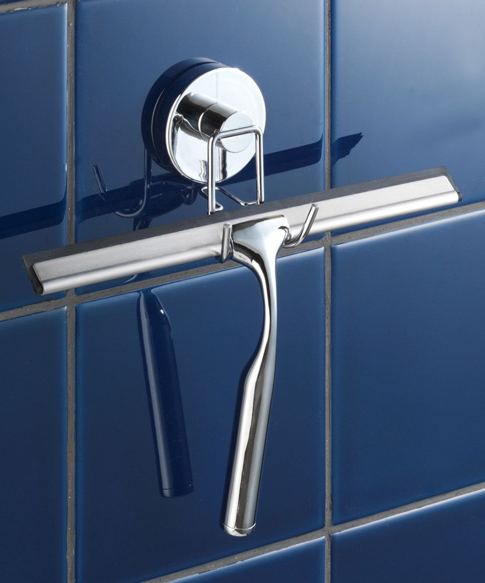 Wenko Accessoires Badkamer Look What I Found On Zulily Silver Vacuum Loc Bathroom Squeegee
