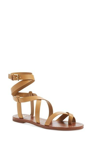 6110bd4a92f Tory Burch  Patos  Gladiator Sandal (Women) available at   Nordstrom✿ιиѕριяαтισи TAmen ✿