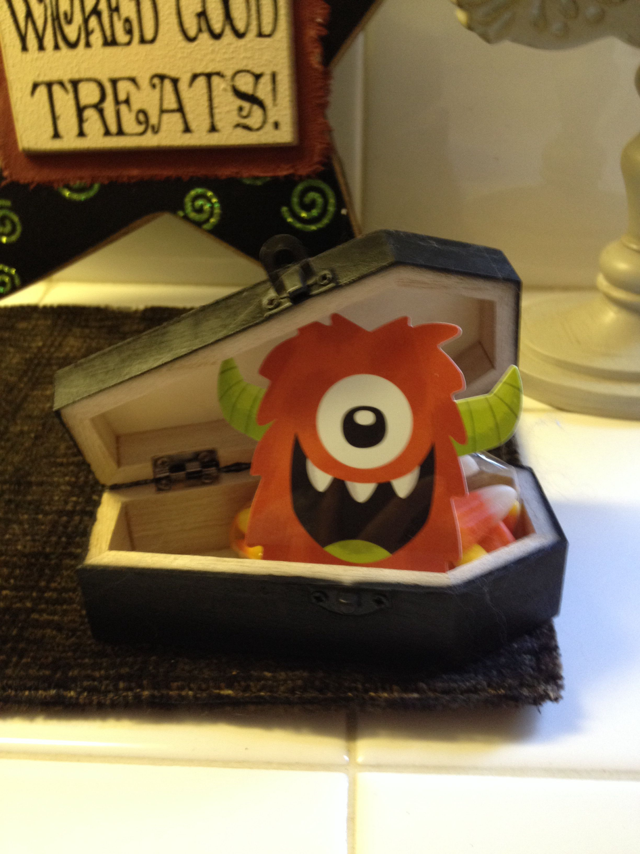 Halloween baby shower prize ideatarget gift card in