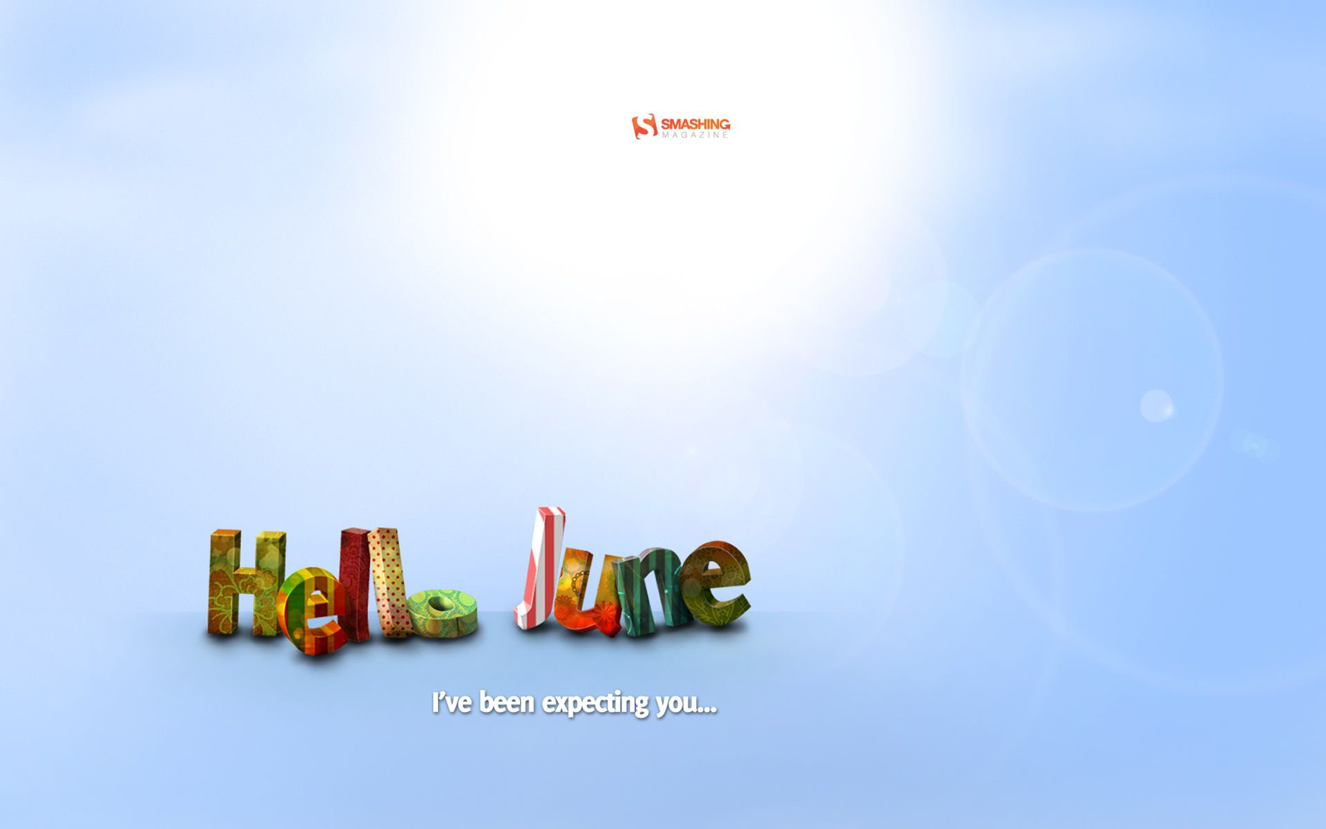 Hello June Try To Remember Wallpaper