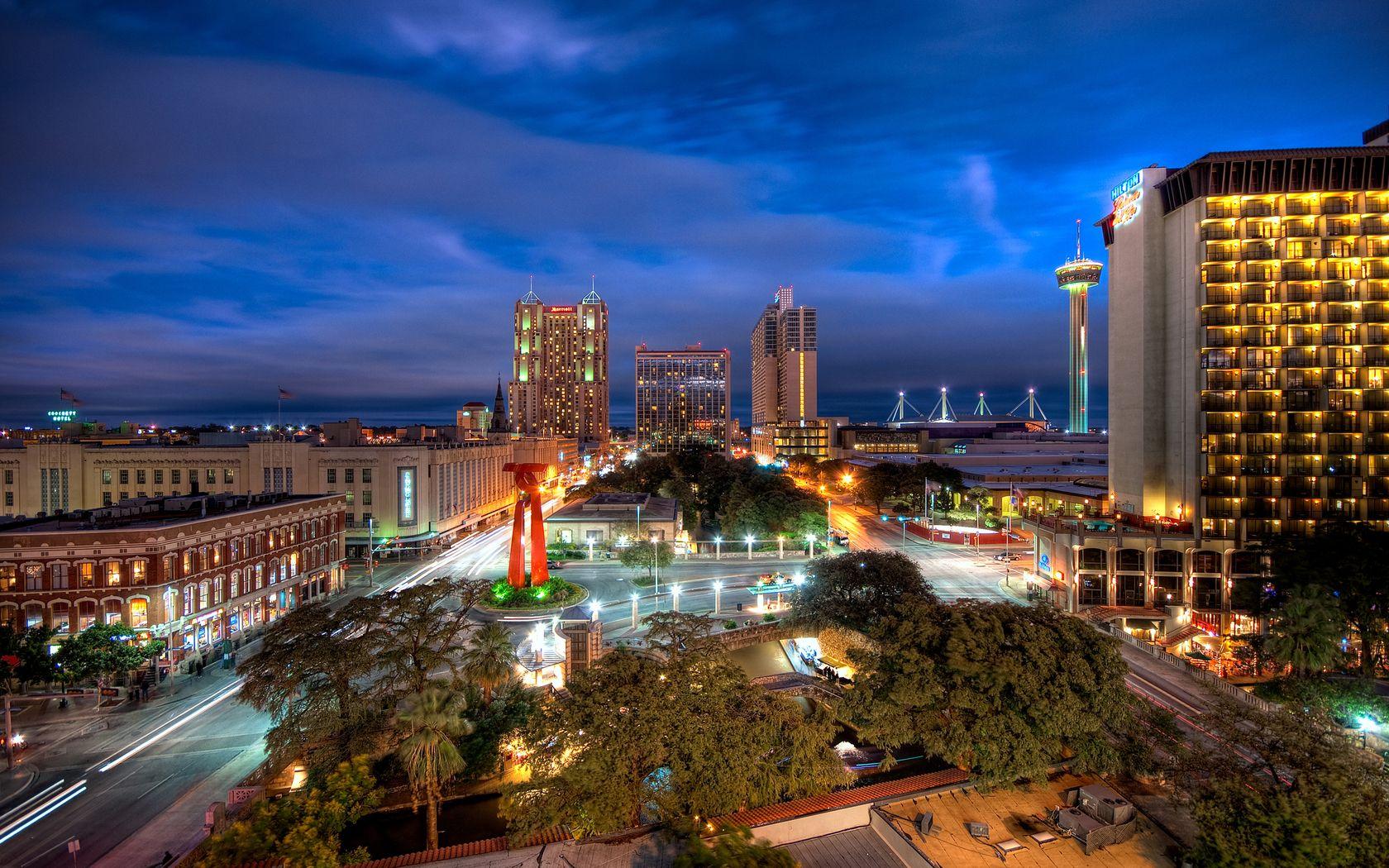 Image detail for Download wallpaper San Antonio, Texas