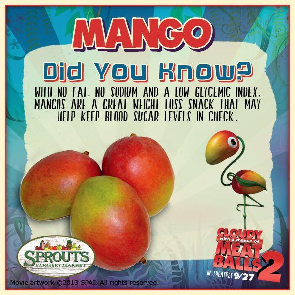 Who knew fla-mango-es were so informational? #sproutsfm #didyouknow #mango
