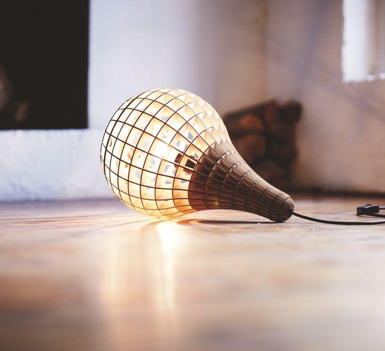 la suspension Teardrop massow design luminaire lighting design