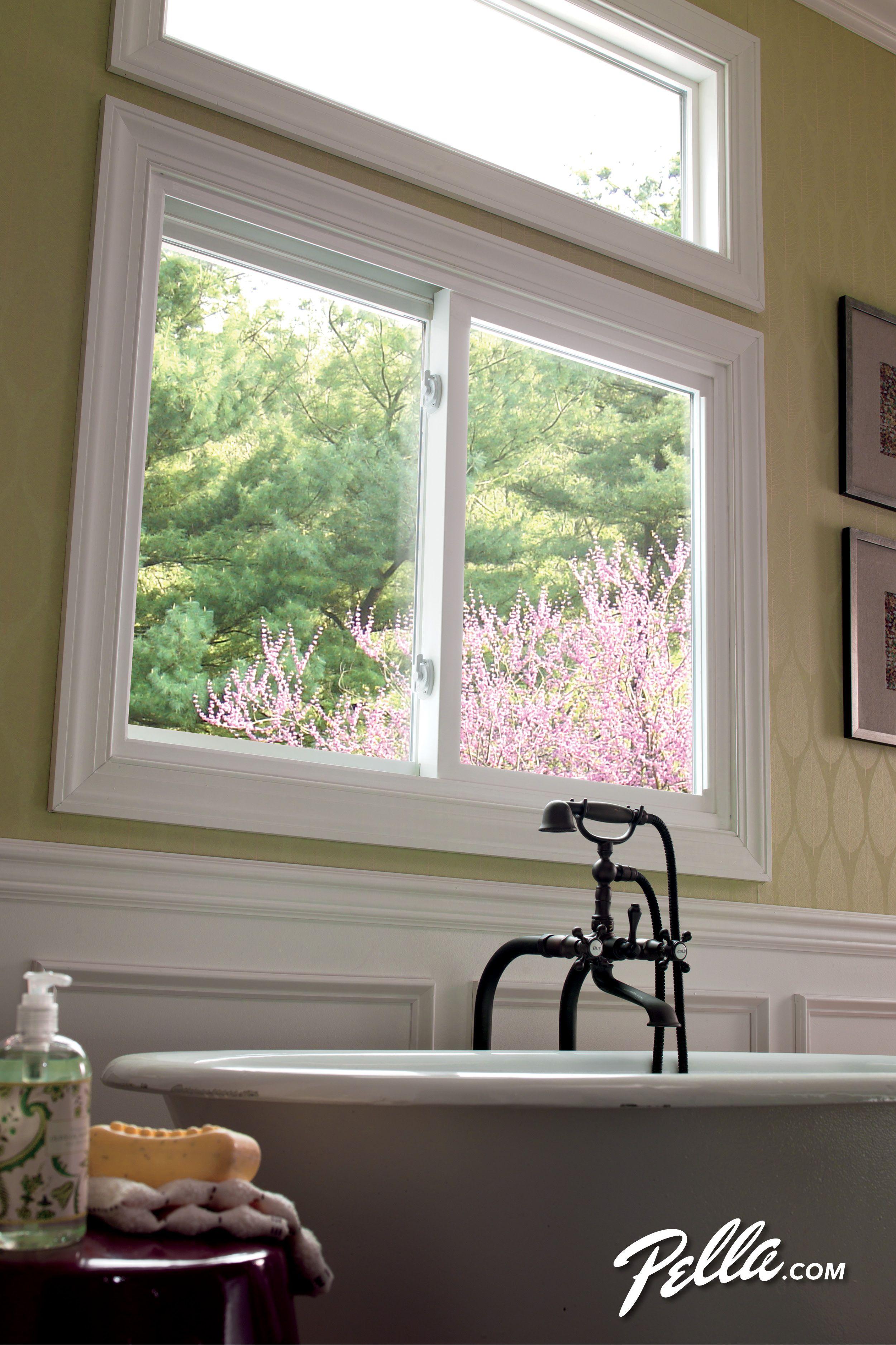 pella sliding windows kitchen create better view with pella energy starqualified 350 series vinyl sliding window series