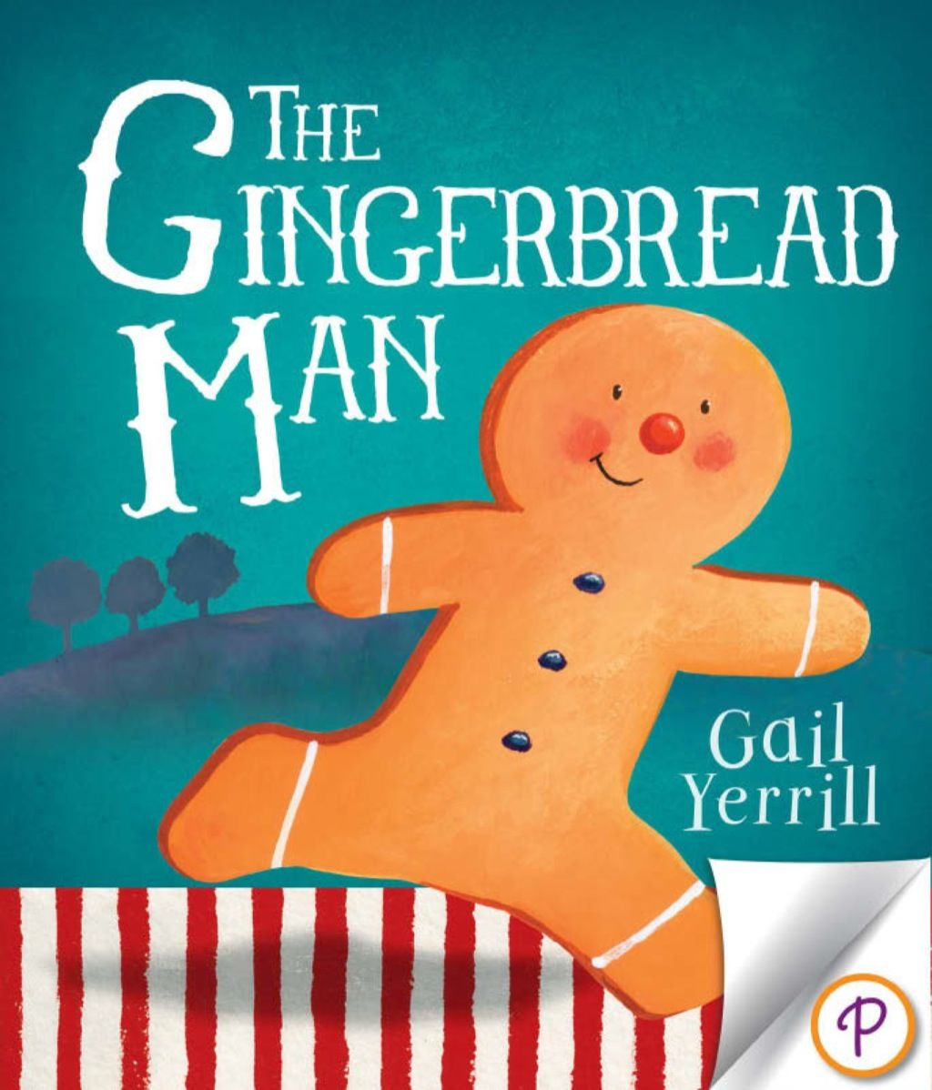 The Gingerbread Man (eBook) (With images) Christmas