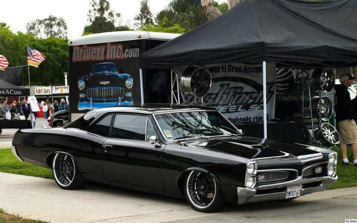 1967 GTO HotRod  Boat Planes Trains and Automobiles  Pinterest