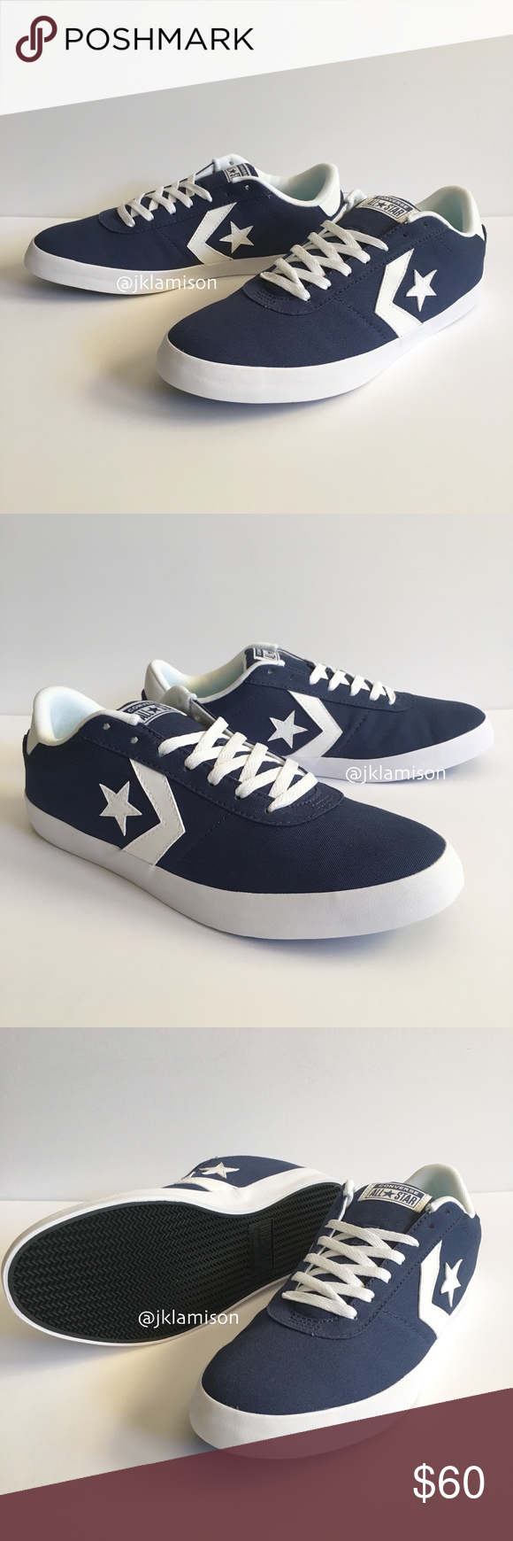 converse point star canvas