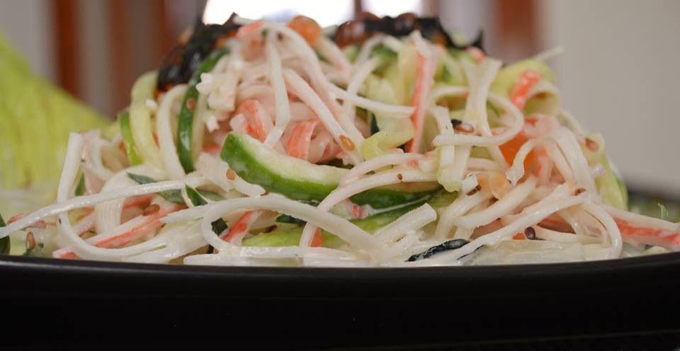 Crab Salad Recipe Sushi