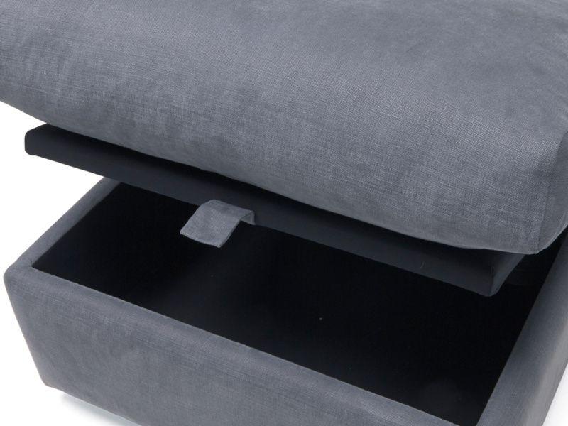 Chatnap Modular Corner Sofa Storage Detail