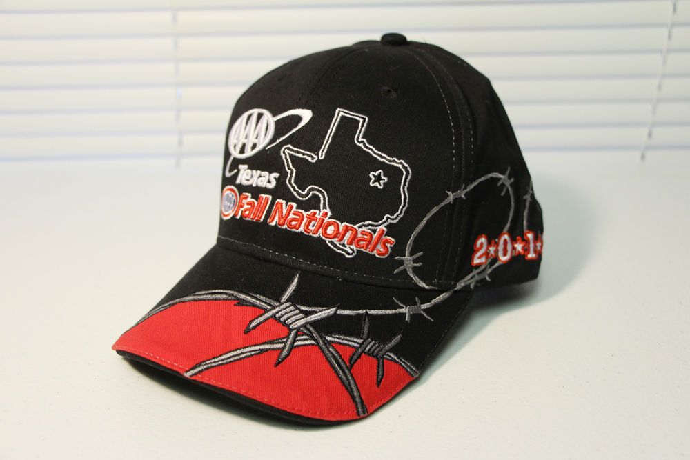 2013 Aaa Texas Nhra Fall Nationals Hat Cap Hot Rod Drag Racing