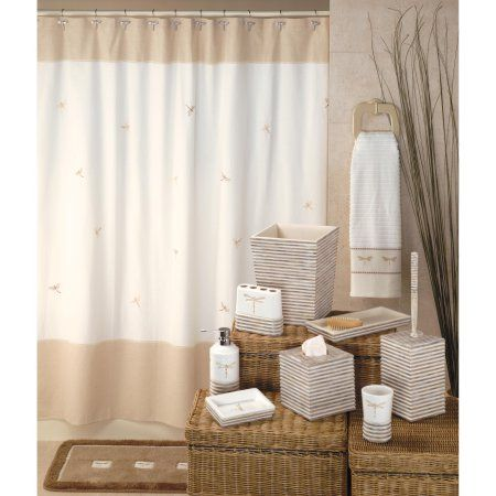 Dragonfly Shower Curtain Bathroomideas