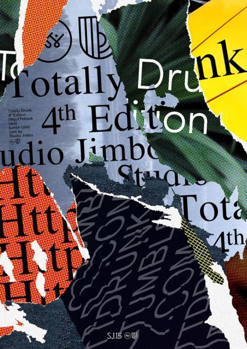 Totally Drunk 4th Edition by Studio Jimbo, 2015.