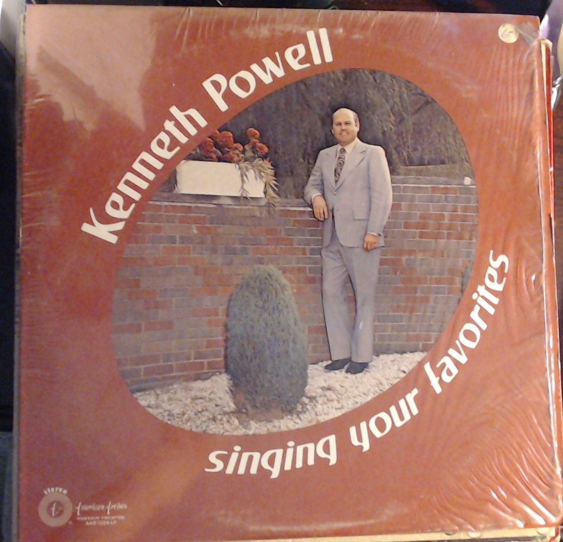 Powell Singing Your Favorites Unknown Release
