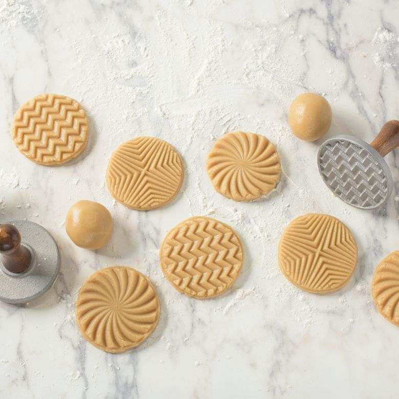 Kids will love making cookies with these easy and fun Geo Cookie ...