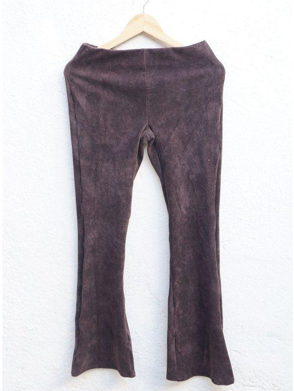 3eed1109a calça flare veludo cotelê - Handmade - moda sob medida ou pronta entrega