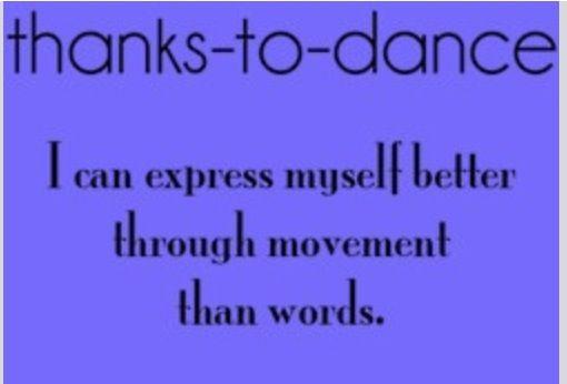 True Actions Speak Your Heart: True Story. Actions Speak Louder Than Words? Well,dance