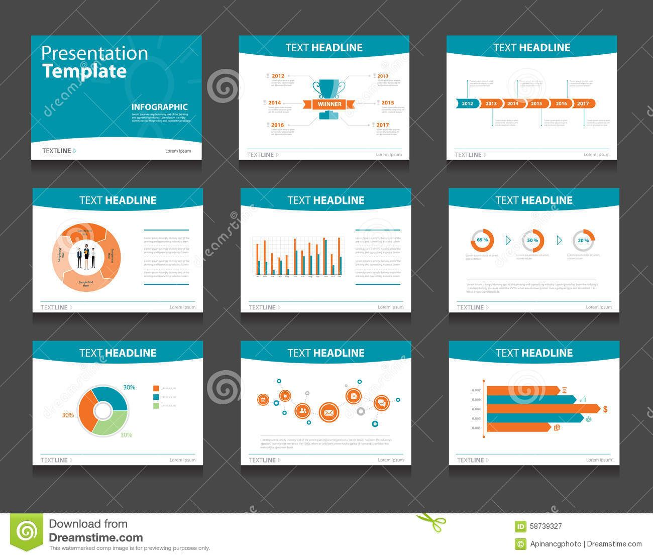 Powerpoint slide templates