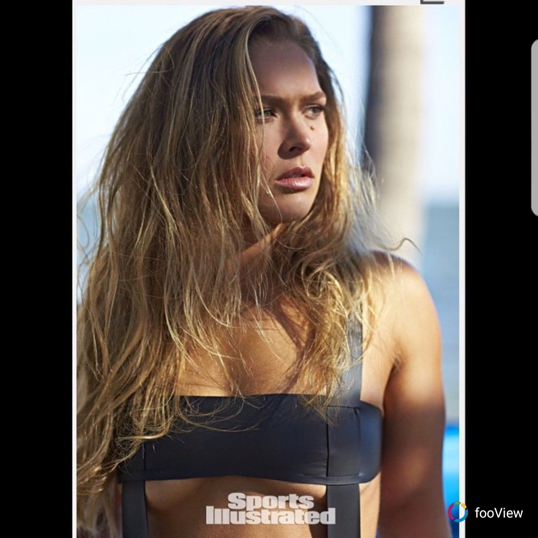 Watch Here Is Ronda Rousey's Exact Diet and Exercise Plan for You toCopy video