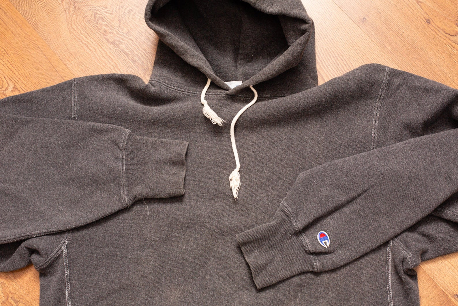 80s Champion Reverse Weave Gray Hoodie L Xl Vintage 1980s Etsy Champion Reverse Weave Grey Hoodie Vintage Sweatshirt [ 1059 x 1588 Pixel ]