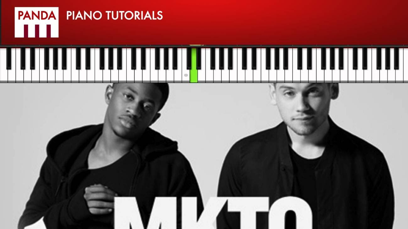 Mkto bad girls how to play piano tutorial chords melody mkto bad girls how to play piano tutorial chords melody hexwebz Images