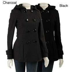 Miss Sixty Women's Sculpted Peacoat | Love this | Pinterest