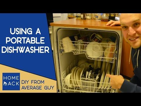 Best Portable Contertop Dishwashers A Comprehensive Buying Guide