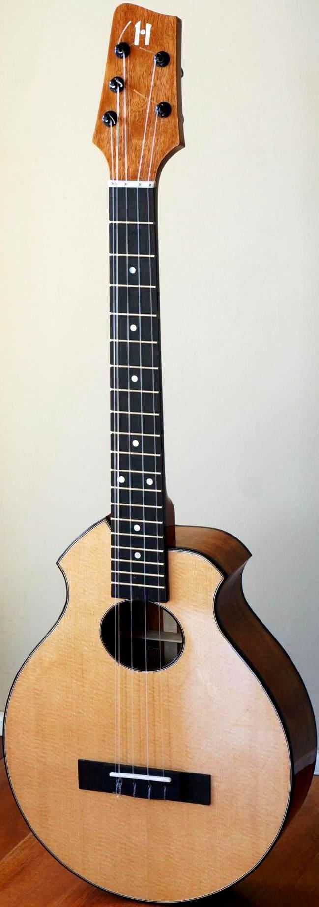 Hoffmann M Series Double G Tenor Https Www Pinterest Com Lardyfatboy Ukulele Classic Guitar Guitar Design