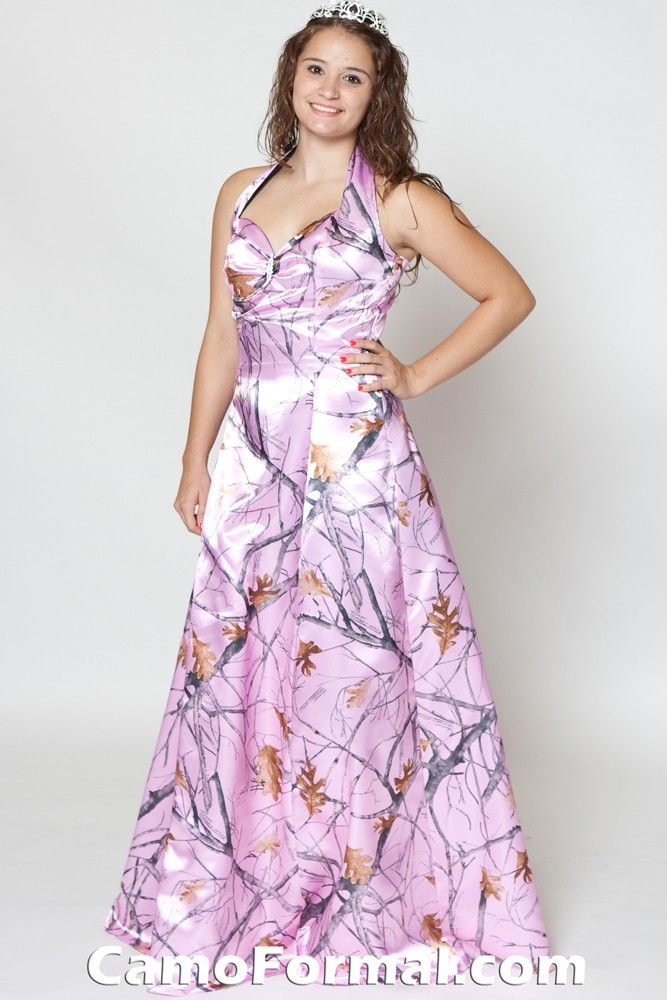 camouflage prom dresses | ... Oak New Breakup Attire Camouflage Prom ...