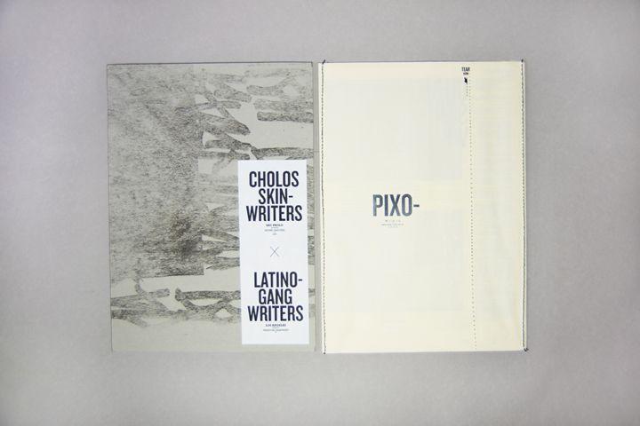 PIXO-  Fanzine 24 pages  —  2010  Fanzine 210 x 290mm, 80g