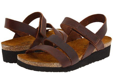 Naot Footwear Kayla Buffalo Leather, Shoes