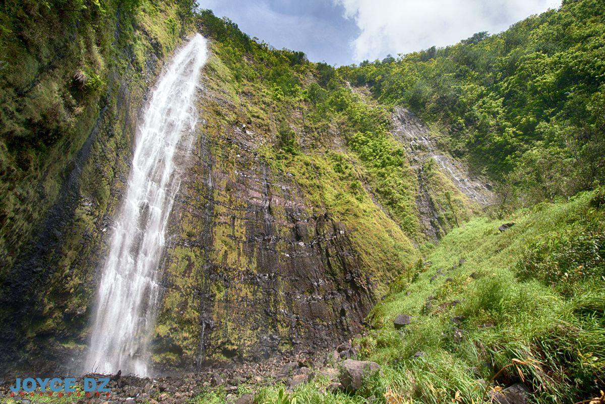 Waimoku Falls, Aloha, Hawaii, Maui, Best Island, JoyceDz