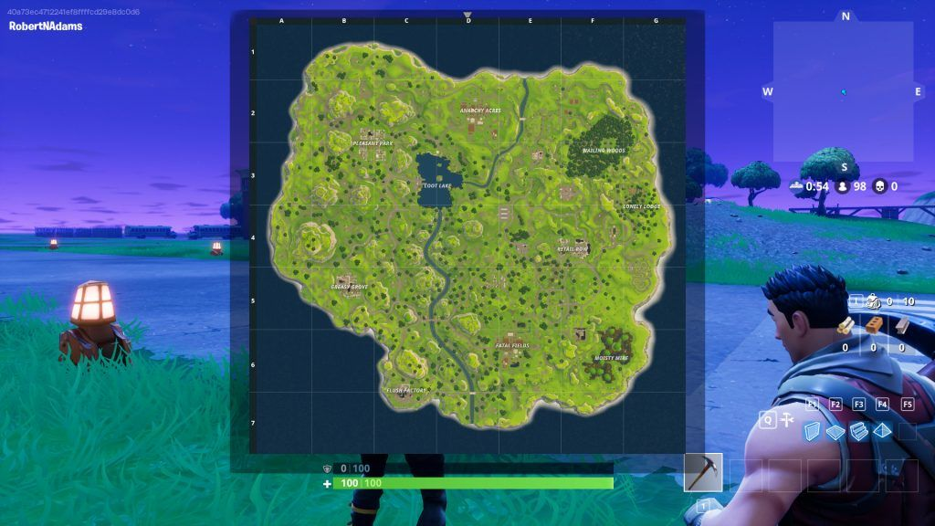 fortnite map battle royale yahoo image search results - collect infinity stones fortnite map