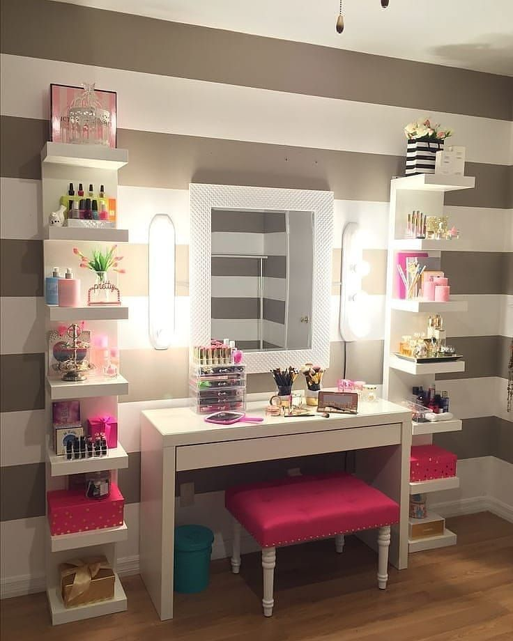 ايكم الحساب هالاسبوع برعاية غرف نوم جاهز تفصيل حسب الطلب غرف نفرين غرف أطفال دواليب خزان مبتكره كله Vanity Makeup Rooms Home Decor Makeup Rooms