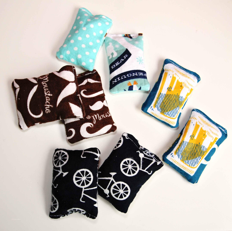 12 Days of Handmade DIY Flannel Heating Packs & Hand
