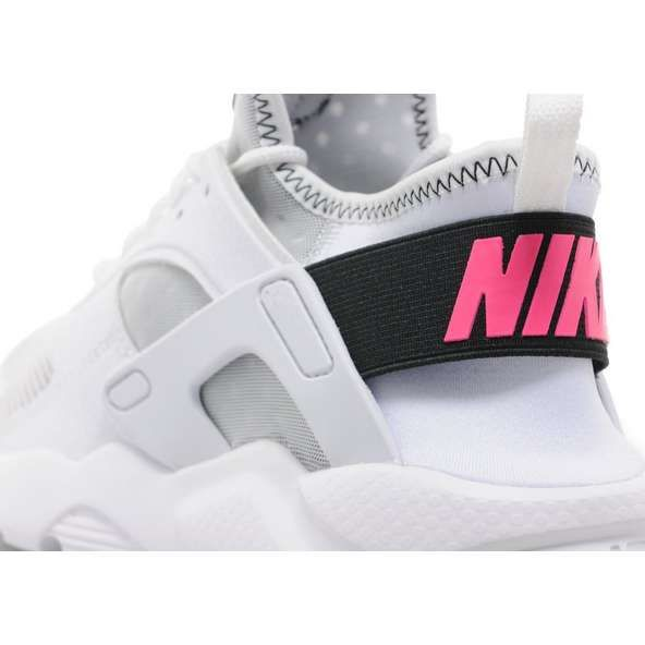 nike huarache ultra white junior