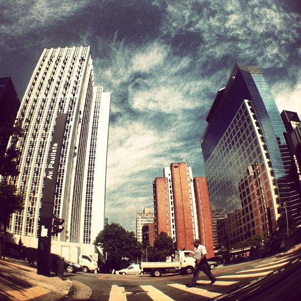 Av. Paulista - São Paulo - Brasil