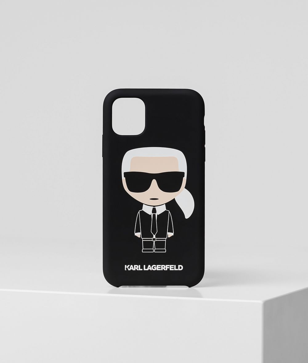 K/Ikonik IPhone 11 Cover Karl Lagerfeld Collections by