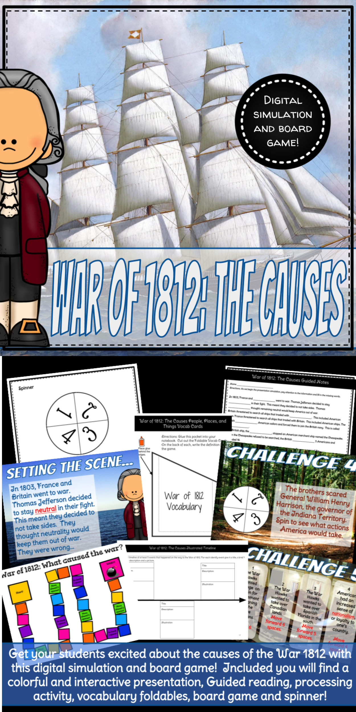 War Of The Causes