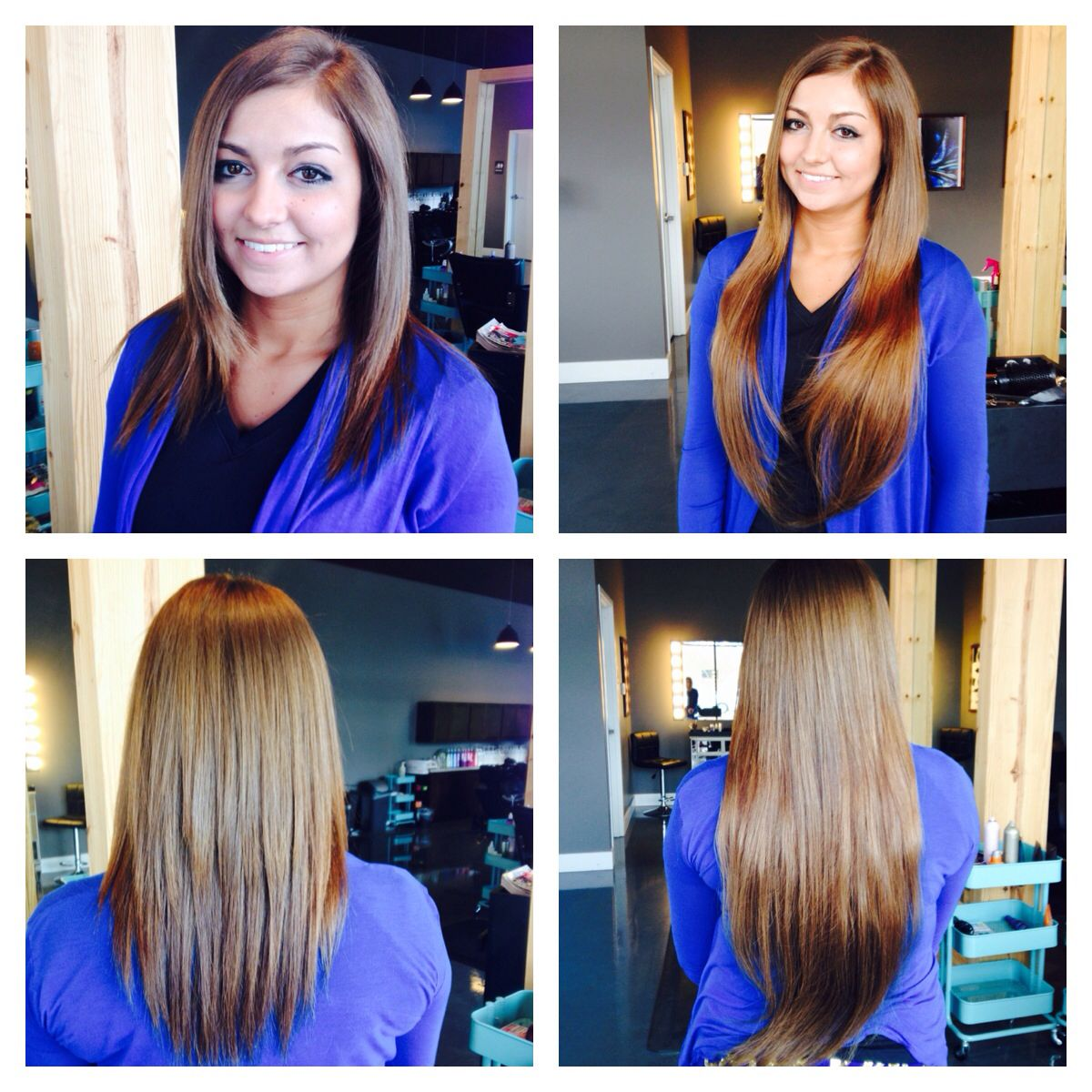 Dream Catchers Hair Extensions By Erin Carolan At Chasing Vanity