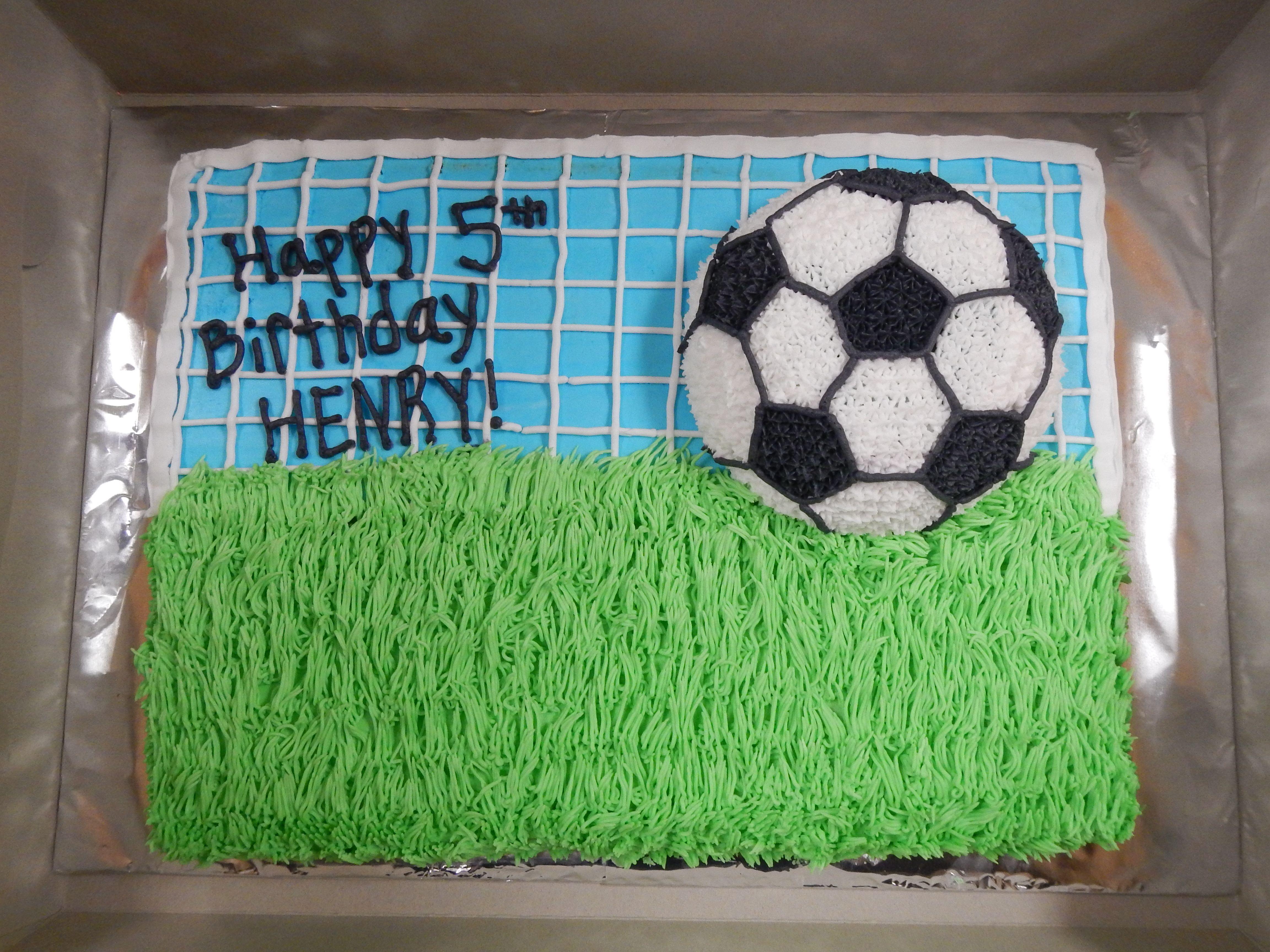 Soccer Ball Cake My Cakes Soccer Ball Cake Soccer