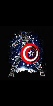 Las mejores 32 imágenes del Capitán América para utilizar como fondos