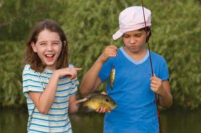 Take Your Children Fishing