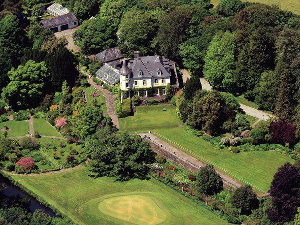 Lisselan Estate, Clonakilty, Co. Cork | Green landscape ...