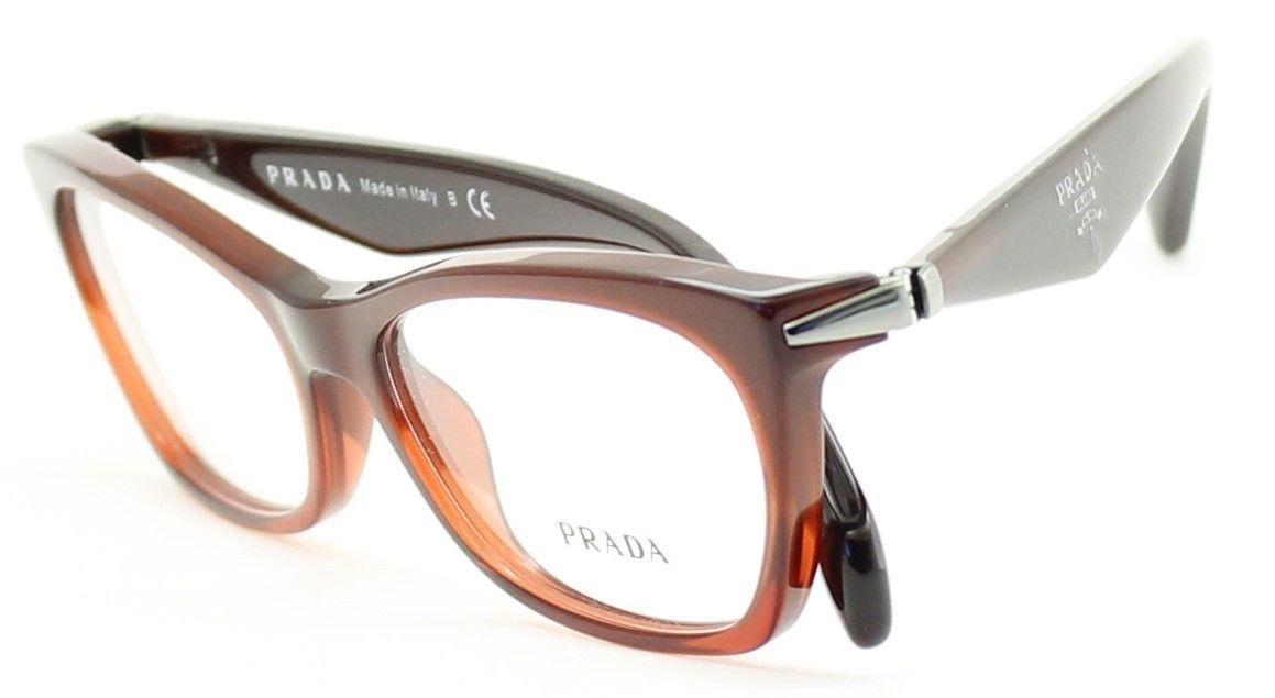 cd1a3f3c0e PRADA VPR 15P MAX-1O1 Eyewear FRAMES RX Optical Eyeglasses Glasses Italy  TRUSTED