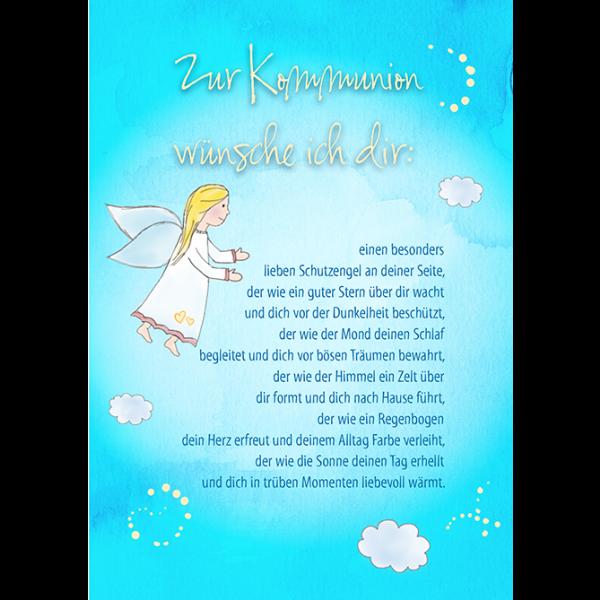 Zur Kommunion  Sprche  Gedichte  Sprche erstkommunion
