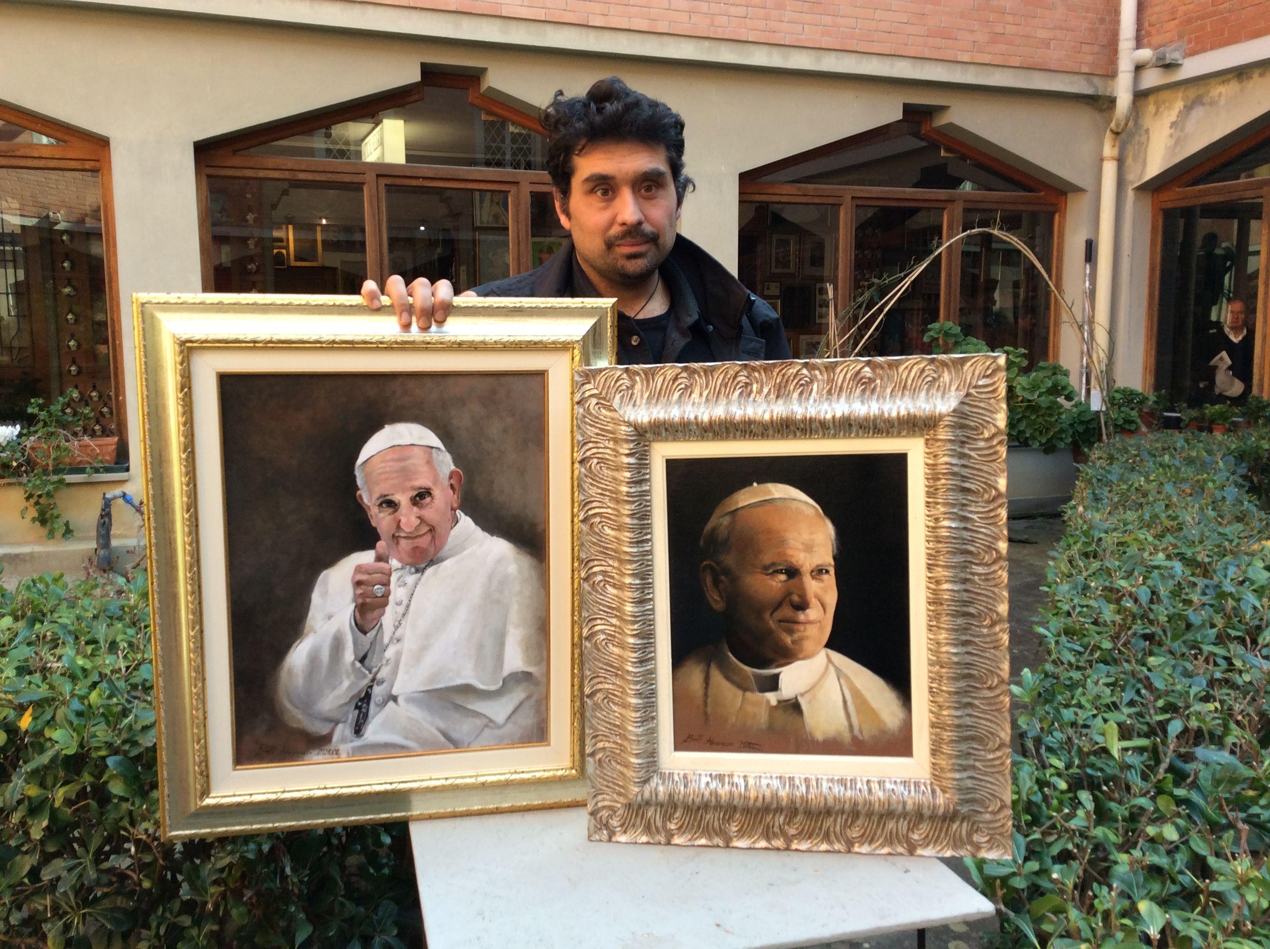 Pin di franlama su Arte Sacra Montenero (Livorno) Arte